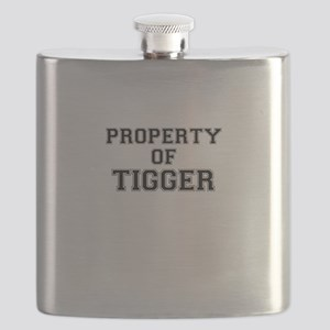 Property of TIGGER Flask