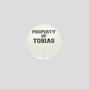 Property of TOBIAS Mini Button