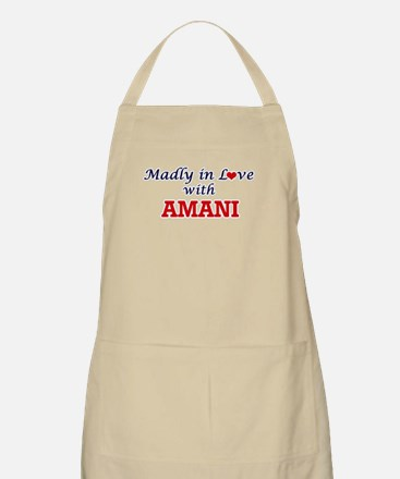 Madly in Love with Amani Apron