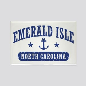 Emerald Isle NC Rectangle Magnet