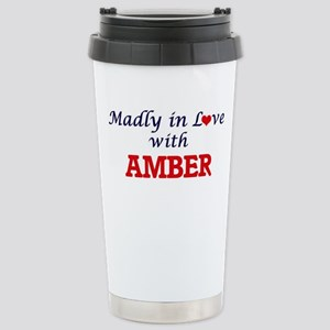 Madly in Love with Ambe Stainless Steel Travel Mug