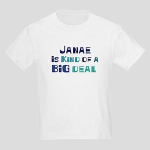 Janae is a big deal Kids Light T-Shirt