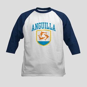Anguilla Kids Baseball Jersey