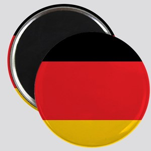 German Tricolor Flag in Black Red and Yellow Magne