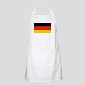 German Tricolor Flag in Black Red and Yellow Apron