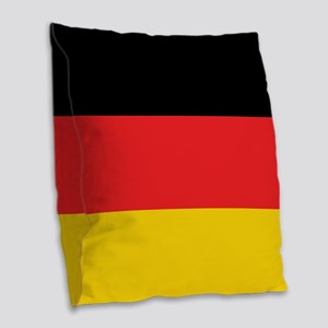 German Tricolor Flag in Black Red and Yellow Burla