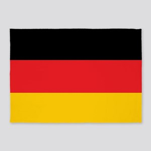 German Tricolor Flag in Black Red and Yellow 5'x7'