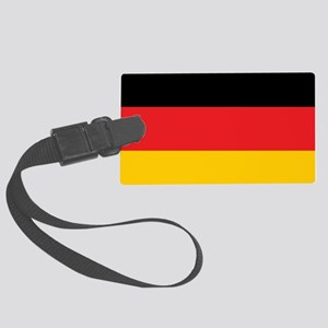 German Tricolor Flag in Black Red and Yellow Lugga