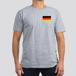 German Tricolor Flag in Black Red and Yellow T-Shi