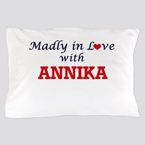 Madly in Love with Annika Pillow Case