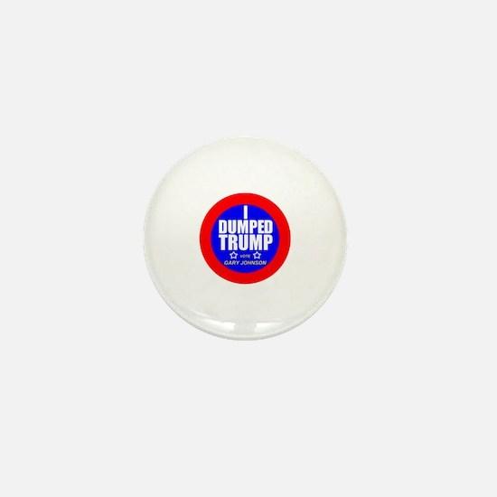 Unique Gary johnson Mini Button