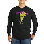 Marie Laveau Long Sleeve Dark T-Shirt