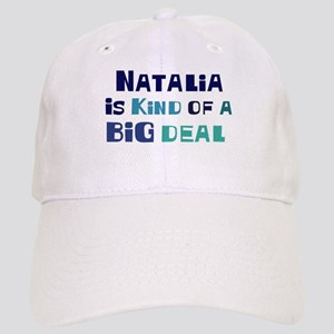 Natalia is a big deal Cap