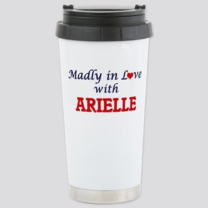 Madly in Love with Arie Stainless Steel Travel Mug