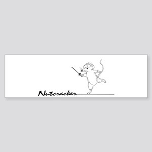 Nutcracker - The Mouse King Bumper Sticker