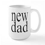 108 new dad Large Mug
