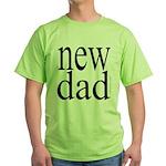 108 new dad Green T-Shirt