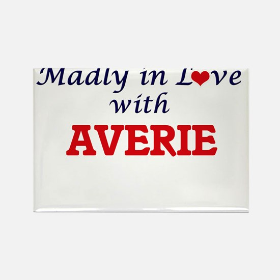 Madly in Love with Averie Magnets