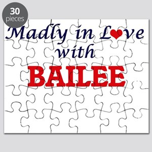 Madly in Love with Bailee Puzzle