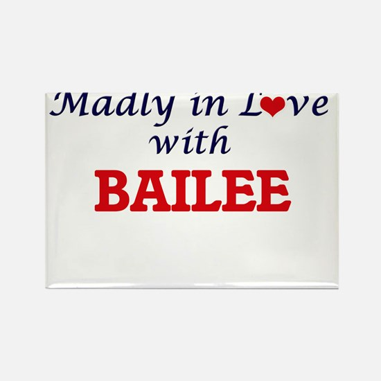 Madly in Love with Bailee Magnets