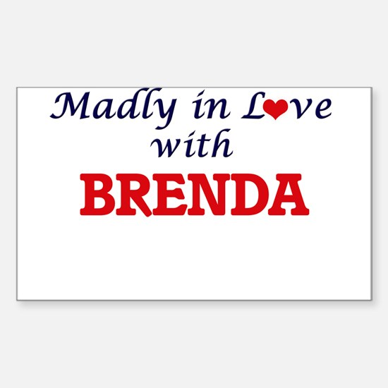 Madly in Love with Brenda Decal