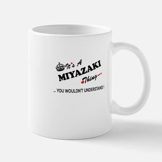 MIYAZAKI thing, you wouldn't understand Mugs