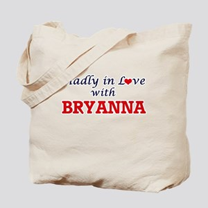 Madly in Love with Bryanna Tote Bag