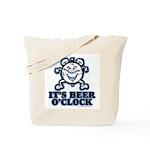 BEER O'CLOCK Tote Bag