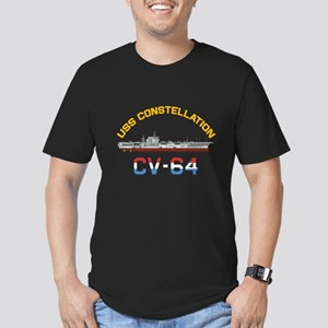 CV-64 RED, WHITE & BLUE T-Shirt