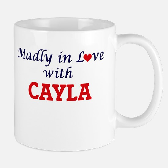 Madly in Love with Cayla Mugs