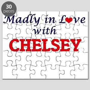 Madly in Love with Chelsey Puzzle
