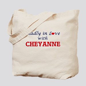 Madly in Love with Cheyanne Tote Bag