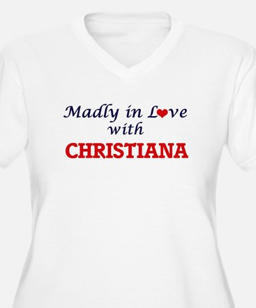 Madly in Love with Christiana Plus Size T-Shirt