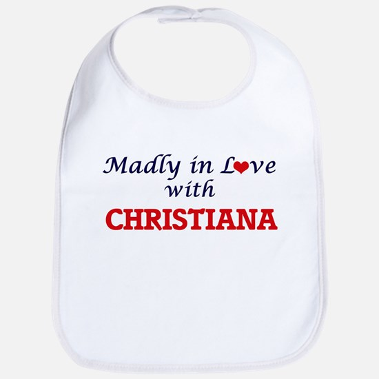 Madly in Love with Christiana Bib