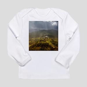 Verrucole Castle - Tuscany Long Sleeve T-Shirt