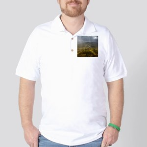 Verrucole Castle - Tuscany Golf Shirt