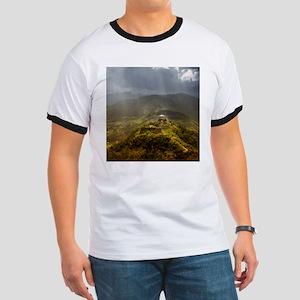 Verrucole Castle - Tuscany T-Shirt