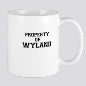 Property of WYLAND Mugs