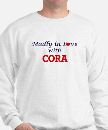 Madly in Love with Cora Sweatshirt