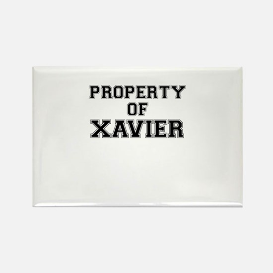 Property of XAVIER Magnets