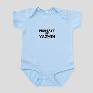 Property of YAZMIN Body Suit