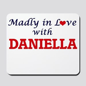 Madly in Love with Daniella Mousepad