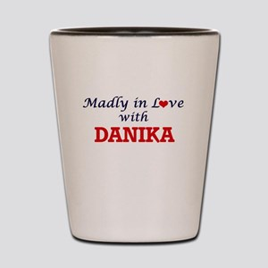 Madly in Love with Danika Shot Glass