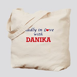 Madly in Love with Danika Tote Bag