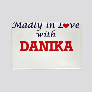 Madly in Love with Danika Magnets
