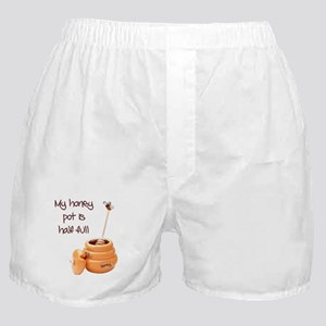 Honey Pot is Full Boxer Shorts