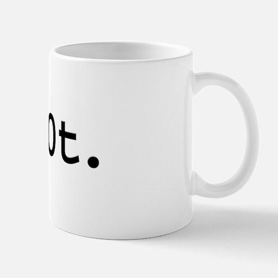 w00t. Mug