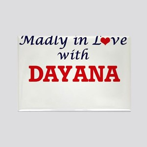 Madly in Love with Dayana Magnets