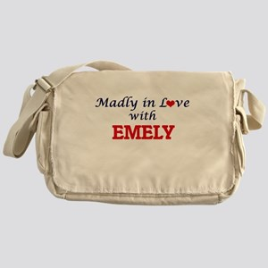 Madly in Love with Emely Messenger Bag