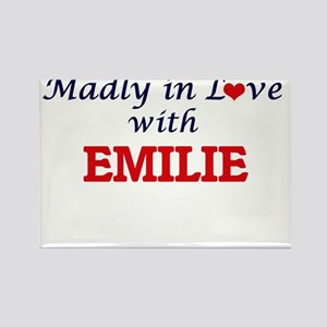 Madly in Love with Emilie Magnets